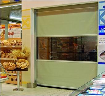 SECTOR gyorskapuk élelmiszer áruházakba is