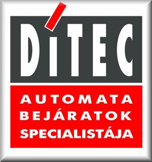 DITEC az automata gyorskapuk specialistája