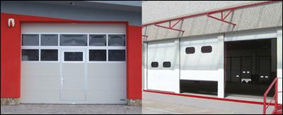 Ipari kapu specialista - DITEC ipari kapu és ECOTOR ipari kapu